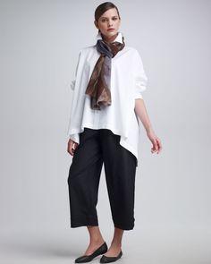http://ncrni.com/eskandar-highlow-buttonfront-shirt-ficus-elasticus-silk-scarf-flannel-japanese-trousers-p-3458.html