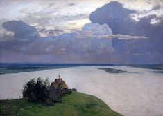 Mood Landscape by Isaac Levitan (778PA) — Atlas of Places