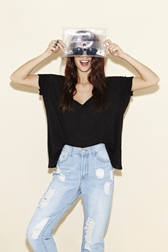 Future Boyfriend Tee in Black (www.nastygal.com/clothes-tops-basics/future-boyfriend-tee-black)