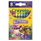 stocking stuffers - Crayola PYO 8ct Crayons-Gliteratti  - 8ct
