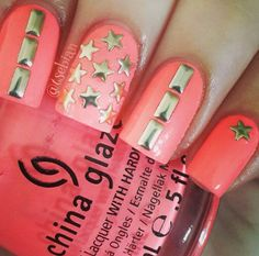 Peach Baybe ! #summerformal #peach #peachart #summernails #love #passion #maniqure #chanel #dior #nailstrade #beige #nails #nailsstyle #nailsart #donails #nailsdone #perfectnails #getyournailsdone #art #nails2013 #style2013 #beauty #dashion #summer #colors #summerstyle #summeredition #blackart #black #formalblack #splash #cool