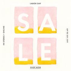 Shopaholics Closet: Coupon Friday: Labor Day Edition - Sales Email - Ideas of Sa. - Shopaholics Closet: Coupon Friday: Labor Day Edition – Sales Email – Ideas of Sales Email - Sale Emails, Newsletter Design, Labor, Sale Banner, Email Design, Nine West, Rebecca Minkoff, Summer Sale, Stock Market