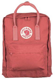 e6799431d4f8e Sac à dos FJALLRAVEN Kanken Peach Pink Sac À Dos Kanken, Cartable, Sac À