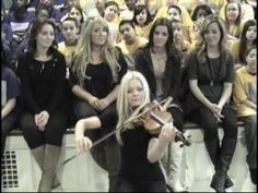 """I love them..see them every year!! Celtic Woman & PS22 Chorus """"You Raise Me Up"""" (Acoustic version)"""