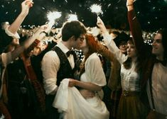 "phoenix-oppugno-scrapbooks: "" Taken by Remus Lupin at the wedding of James and Lily Potter. Ca. 1978. """
