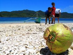 Manidad or Crocodile Island is a small island in Santa Ana Cagayan Valley fronting Palaui Island. It's a rock formation that disappears during high tide.
