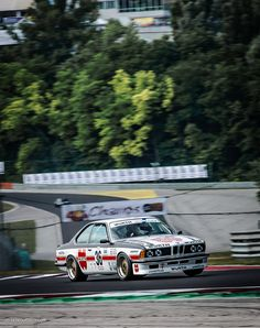The Ford and BMW Touring Car Rivalry is Still Alive and Well Bmw 635, Bmw Touring, Arms Race, Bmw 2002, Race Engines, Old Fords, 40 Years Old, Black Smoke, Batmobile