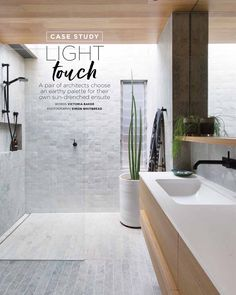 The May issue of @insideoutmag features our ensuite bathroom. Lovely pics by @simonwhitbreadphoto