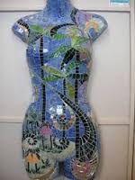 Afbeeldingsresultaat voor mozaiek met theekopjes