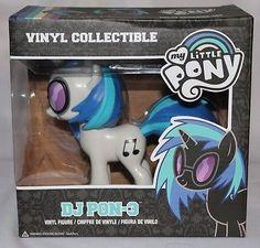 DJ Pon-3 My Little Pony Funko Vinyl Vinylmation