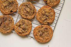 Krebsen und Aluette: Orangen Schoko Cookies