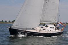Breehorn 41 - zeilboot - zeilen - esailing.nl - jachtmakelaar