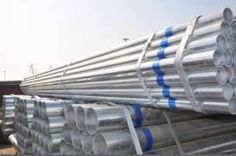 Now you can get a various option related to galvanized #SteelPipes.