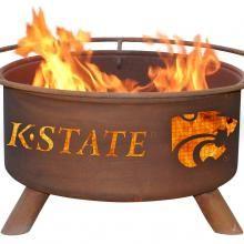 "$249 Kansas State University Fire Pit"".....except PSU might b better"