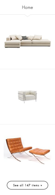 """Home"" by lizzylima on Polyvore featuring home, furniture, sofas, sofa, moveis, boconcept sofa, boconcept furniture, boconcept, chairs e accent chairs"