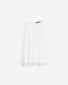 PEPLUM POPLIN TOP-View all-TOPS-WOMAN-COLLECTION AW16 | ZARA United States