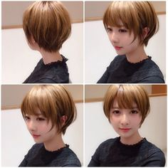 Today we have the most stylish 86 Cute Short Pixie Haircuts. We claim that you have never seen such elegant and eye-catching short hairstyles before. Pixie haircut, of course, offers a lot of options for the hair of the ladies'… Continue Reading → Longer Pixie Haircut, Haircut For Thick Hair, Korean Short Hair, Short Hair Cuts, Japanese Haircut Short, Short Hair Drawing, Short Blonde Pixie, Girl Haircuts, Pixie Haircuts