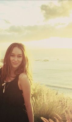 Alycia Debnam-Carey -  Grace - Character inspiration
