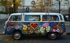 Woodstocking in Budapest...Source:alpenstrasse