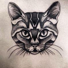 Tattoo by @katoskar #blackworkers #tattoo #bw #blackwork #blacktattoo