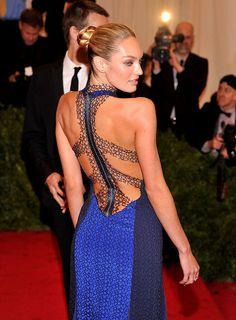 dress Candice Swanepoel