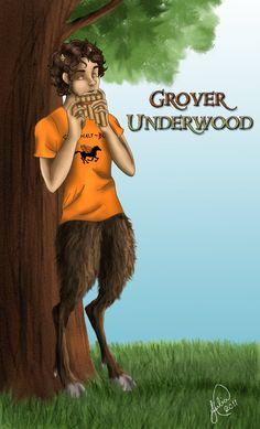 Grover Underwood by ~jujubajulia on deviantART