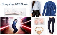 The Nerdy Girlie: Every Day Cosplay: The 10th Doctor