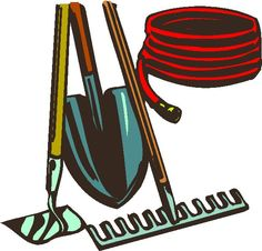 Gardening Tools Clip Art Free >>> Read more at the image link.