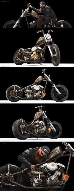 1975 Harley Davidson Shovel Head
