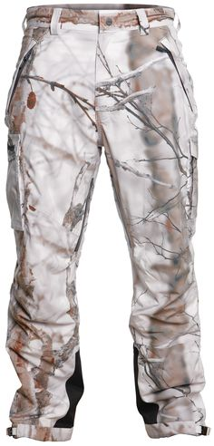 From the Bergans of Norway hunting collection: The grotli Insulated pants were specifically designed for stand hunting.