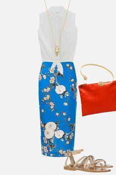 Outfit of the Week: The En Pleine Air Look - The Cut