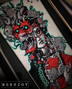 "6,347 Likes, 41 Comments - Vitaly Morozov (@mvtattoo) on Instagram: ""Available for tattoo tattoomv@gmail.com/свободный эскиз tattoomv@gmail.com…"""