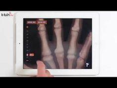 #app #ipad #Powers of Minus Ten - #Bone aplicación con la que aprender la composición de nuestros huesos