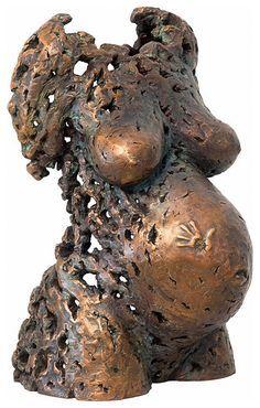 Skulptur on Pinterest | Sculpture, Mother And Child and Birth Art