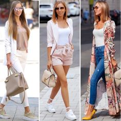 Which Mesi Szigeti streetstyle look you love the most? Pink Outfits, Pastel Pink, Capri Pants, Street Style, Fashion, Pink Clothes, Moda, Capri Trousers, Urban Style