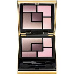 Yves Saint Laurent Beauty Women's Couture Palette (826.620 IDR) ❤ liked on Polyvore featuring beauty products, makeup, eye makeup, eyeshadow, light pink, palette eyeshadow and yves saint laurent