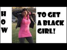 Чувак изобретательно пытается снимать разноцветных телок (How to Get a Girl)