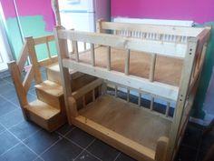 Bunk Beds Adjust, People Do Not. – Bunk Beds for Kids Dog Bunk Beds, Kid Beds, Modern Bunk Beds, Modern Loft, Dog Furniture, Furniture Ideas, Furniture Outlet, Discount Furniture, Furniture Design