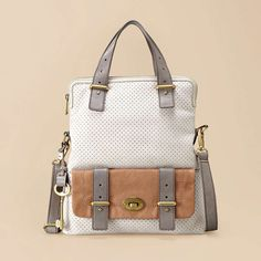 Mason Tote by Fossil. I love everything by Fossil, it's obnoxious. Fossil Handbags, Fossil Bags, Tote Handbags, Purses And Handbags, Handbag Accessories, Fashion Accessories, Fossil Watches, Beautiful Bags, Beautiful Things
