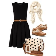 black and brown <3