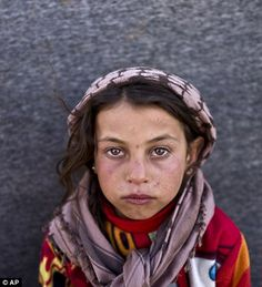 Portraits of Syrian child refugees – in pictures Naher Osten, Syrian Children, Refugee Crisis, Syrian Refugees, Portraits, Portrait Art, Documentary Photography, People Around The World, Cool Eyes