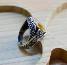 Fine Rings Magnifique Bague 925er Argent Bijoux Bague En Argent Agreeable To Taste