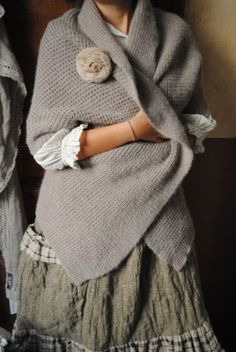 """Splurge on cashmere"" -les soeurs anglaises: ... we could all use some inspiration...."