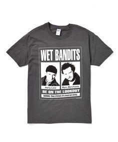 Home Alone 'Wet Bandits' Tee