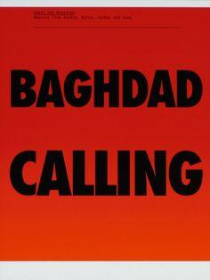 Baghdad Calling_ Van Kesteren  http://www.booksville.org/baghdad-calling/