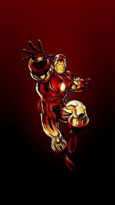 Iron Man by Arthur Adams ?