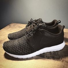 cheap for discount 99cfb 4546b Shane Vitaly Foran needs his Nike Roshe Flyknit.