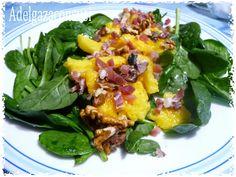 En navidad es fácil olvidarse de la ración de frutas y verduras, y una ensalada puede ser un entrante muy vistoso y apetitoso para ...