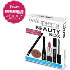 Save $26.00 on Bellapierre Cosmetics Beauty Box - Day 2; only $59