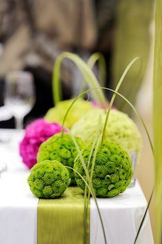 Blumen Tischdekoration. Hochzeit_tischdekoration_hannover 14